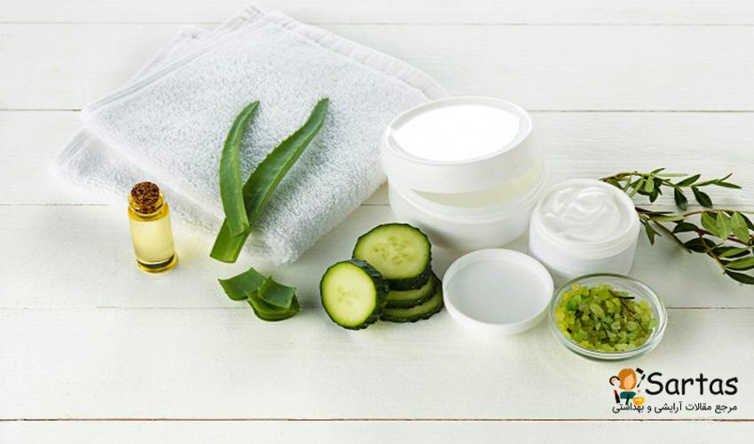ضرورت استفاده از مرطوب کننده بر روی پوست خشک | سرتاس